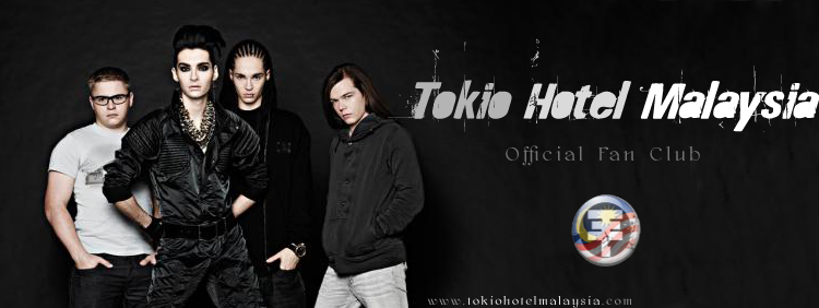 Official Tokio Hotel Malaysia Forum and Fan Club