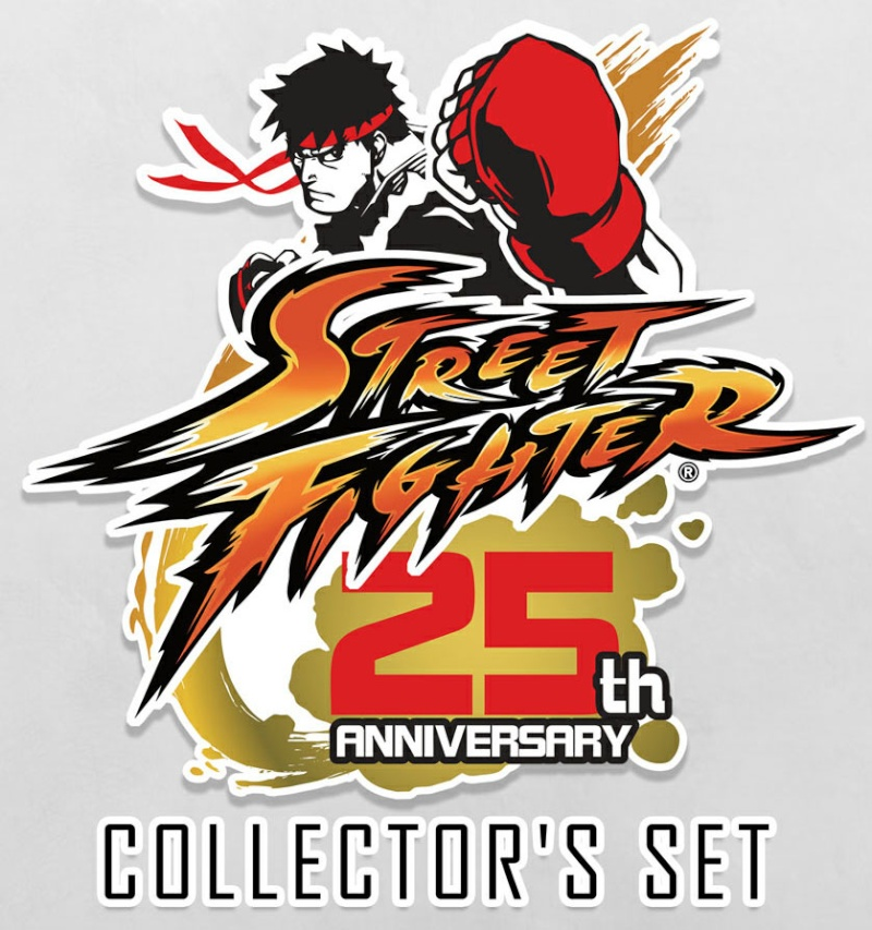 Street Fighter 25Th Anniversary Collector's (Ost) - PAO PAO CAFE
