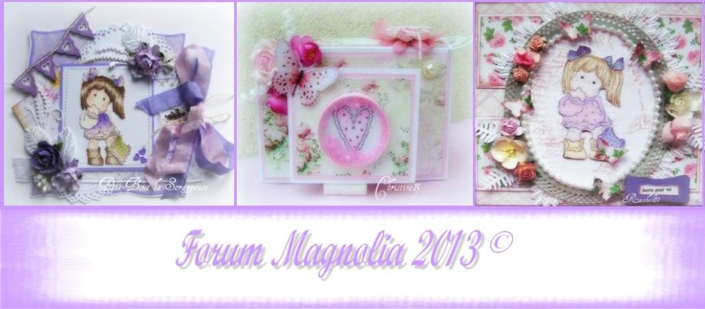 FORUM MAGNOLIA 2013 ©