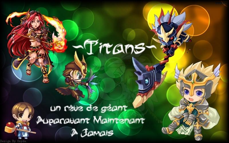 Famille ~Titans~