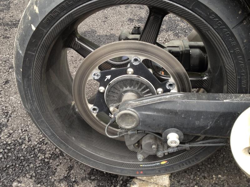 Yamaha Vmax Brake Pads