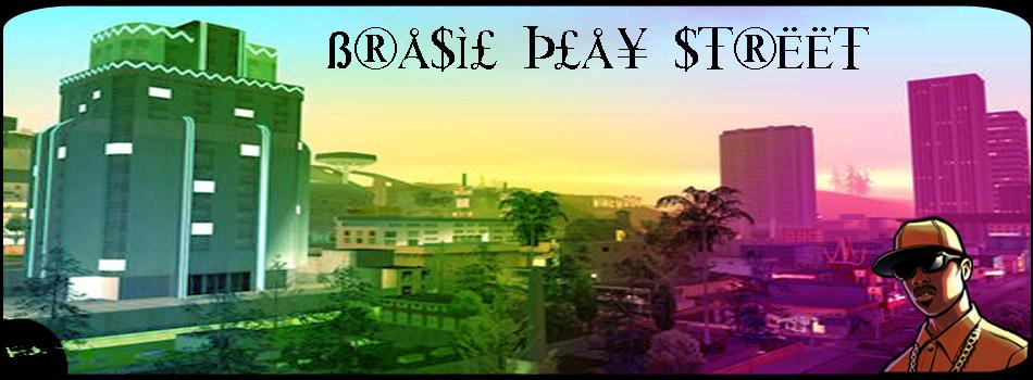 Brasil Play Street