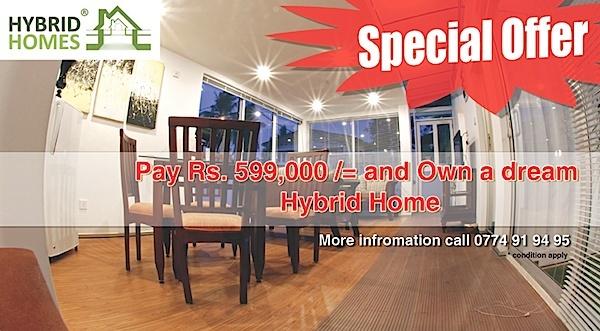 Hybrid homes designs