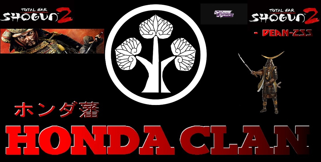 Honda Clan Shogun 2