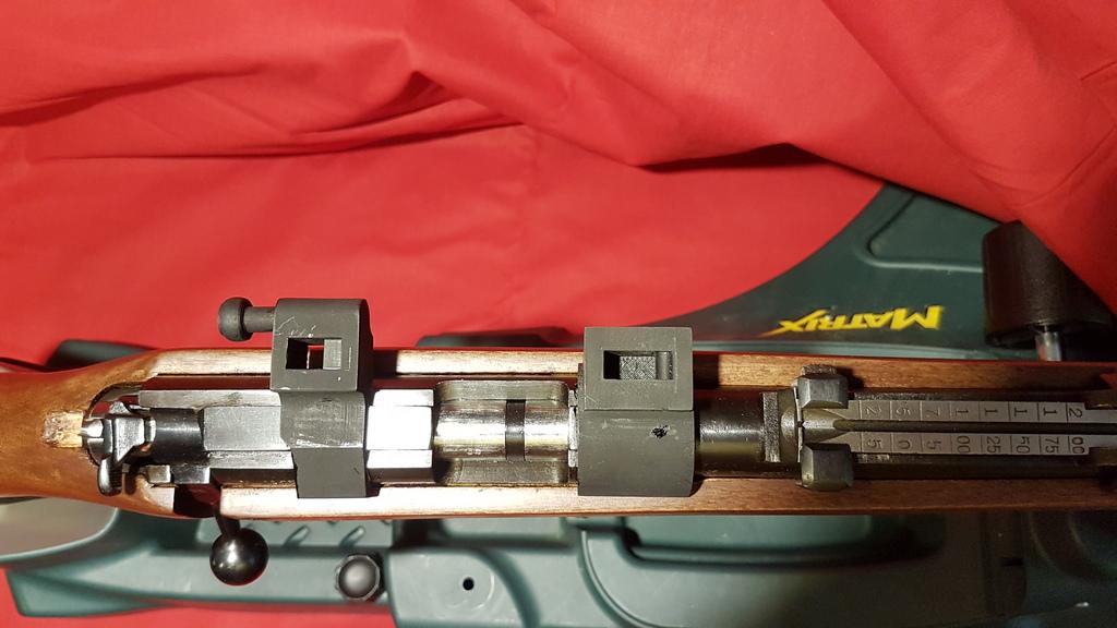 Mauser 98k BNZ Single Klaw reproduction - Wehrmacht