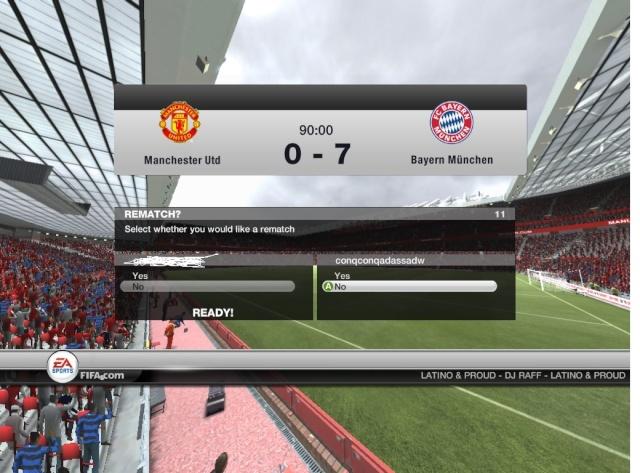 Fifa 11 Formation Never Loss - FIFA Soccer 11 Forum - GameSpot