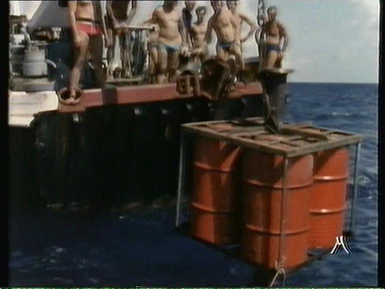 La calypso di cousteau autocostruita su piani museo della for Piani di costruzione della piattaforma gratuiti