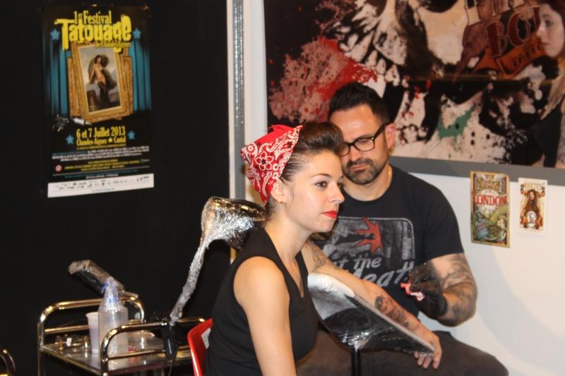 Salon du tatouage montpellier 2013 - Salon du tatouage montpellier ...