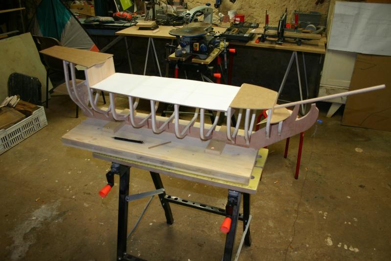 Le black pearl sur plan au 1 40 for Construction en bois pdf