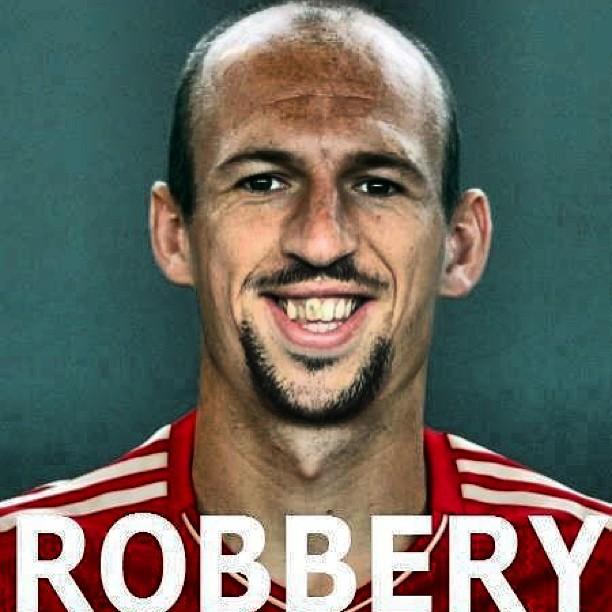 robbery robben ribery