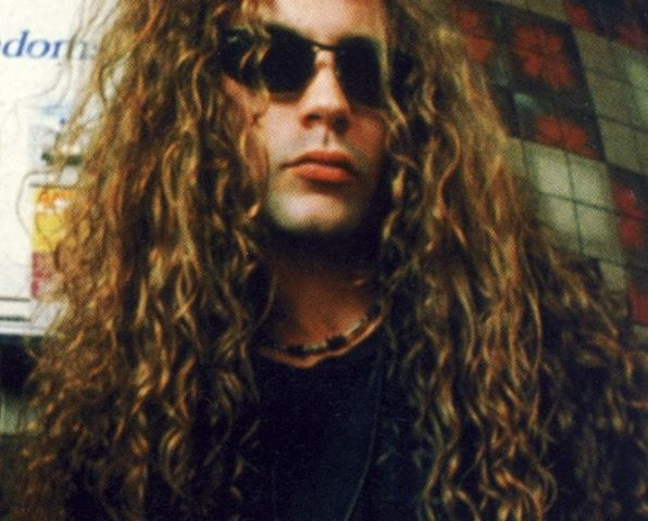 Mike Starr bassist