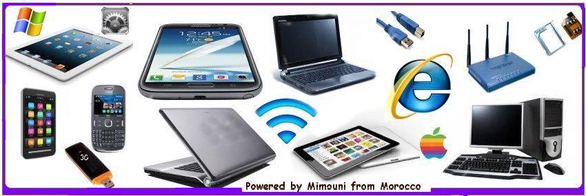 Web hardawre software solution par Mimouni