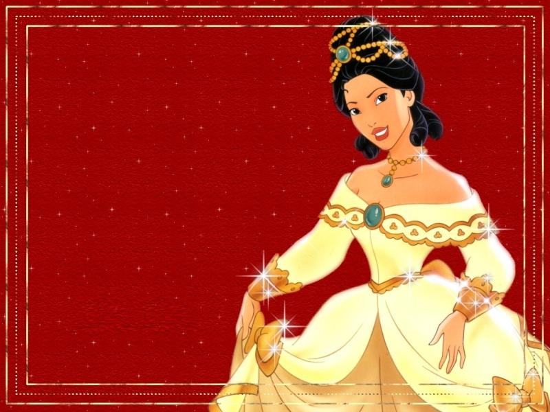 robe de princesse pocahontas