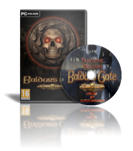 [PC] Baldur's Gate Enhanced Edition [GAME+Patch 1.02] - ENG SUB-ITA