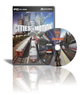 [PC] Cities in Motion - ENG SUB-ITA