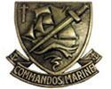 Fusiliers et Commandos - Marine