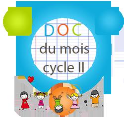 doc du mois cycle 2