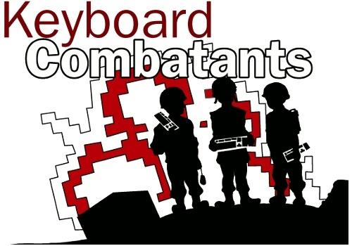 Keyboard Combatants