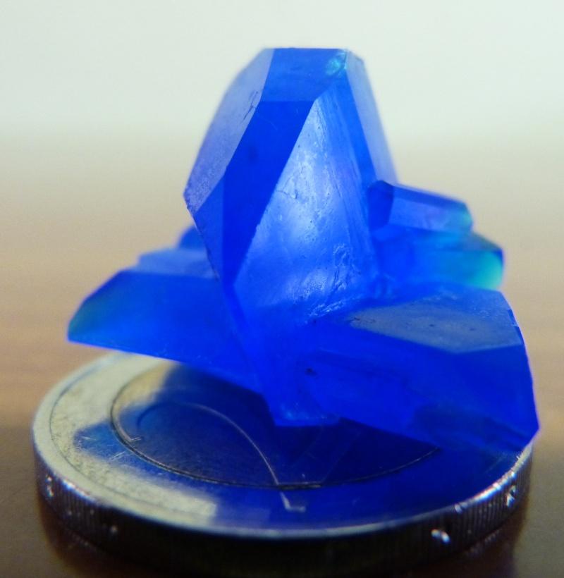 blue crystal sulfate de cuivre
