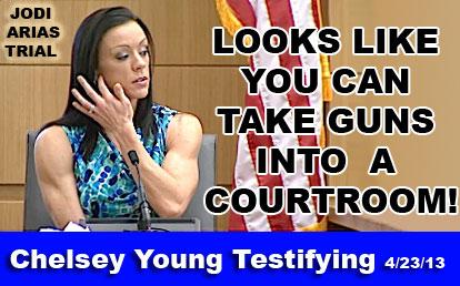 Jodi Arias--Trial for the murder of Travis Alexander #16