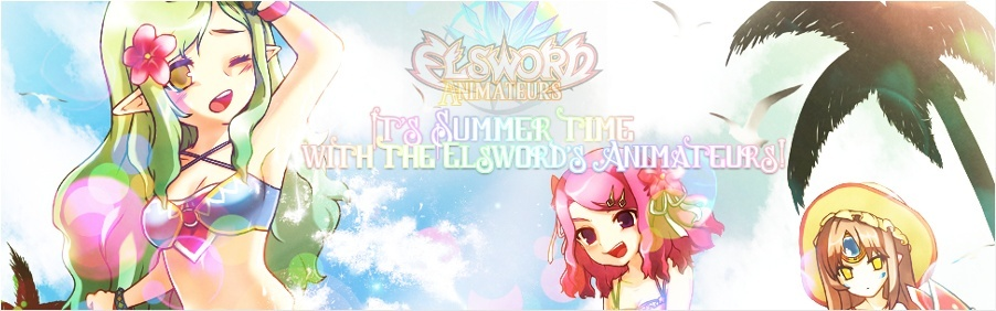 Animateur Elsword