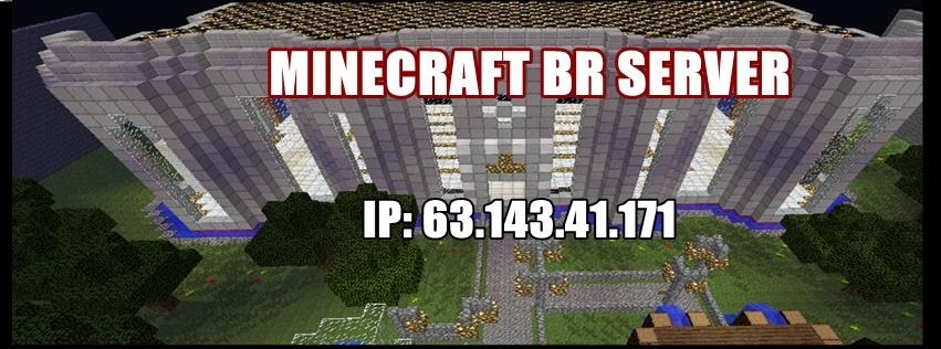 Minecraft Br Server